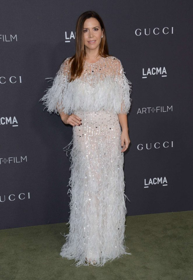 Monique Lhuillier - 2016 LACMA Art and Film Gala in Los Angeles