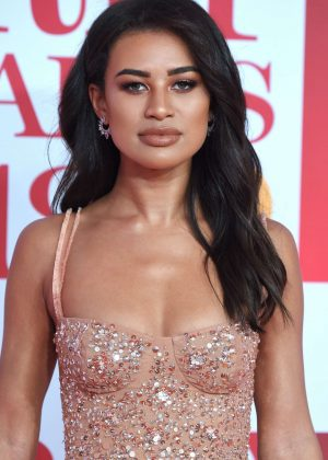 Montana Brown - 2018 Brit Awards in London