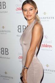 Montana Brown - 2019 Butterfly Ball in London