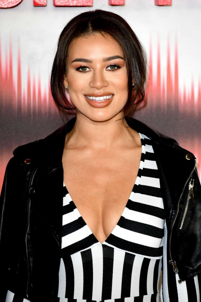 Montana Brown - 'A Quiet Place' Screening in London
