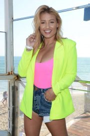 Montana Tucker - Instagram's 3rd Annual Instabeach Party in Pacific Palisades