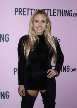Montana Tucker - PrettyLittleThing x Stassie Launch Party in LA