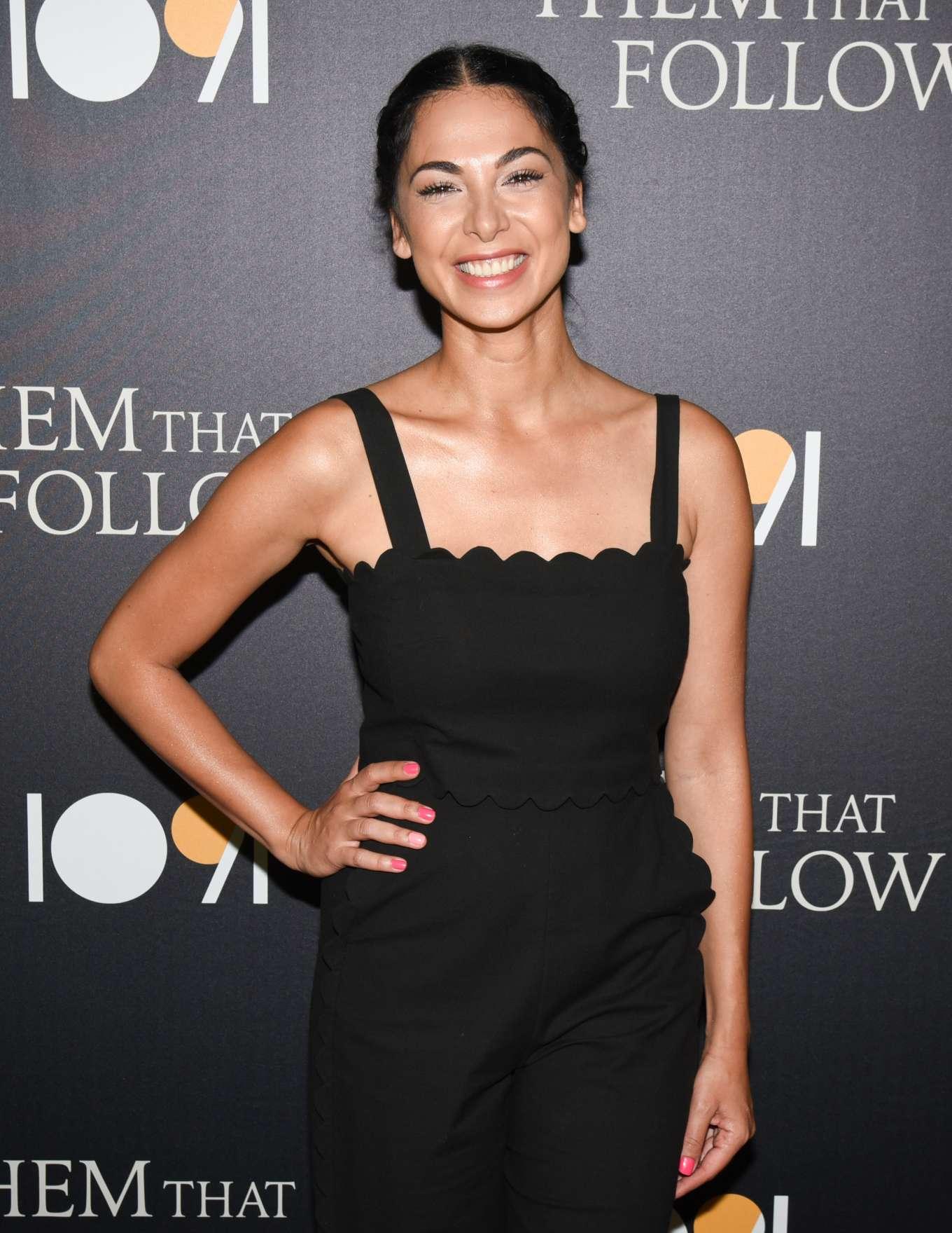 Moran Atias - 'Them That Follow' Premiere in Los Angeles