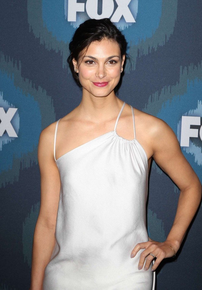 Morena Baccarin: 2015 Fox All-Star Party -10