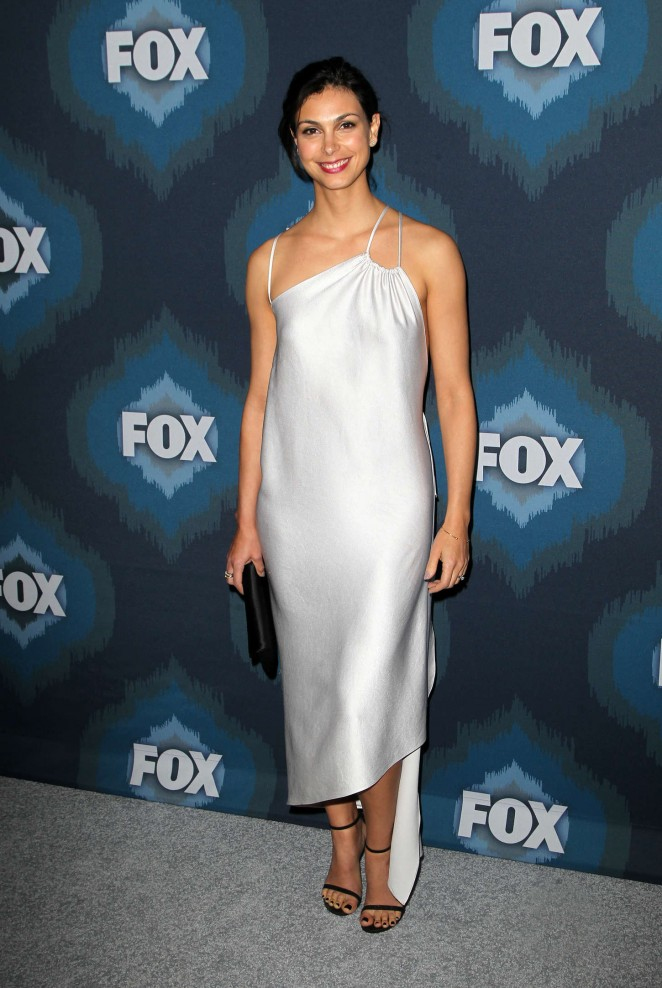Morena Baccarin: 2015 Fox All-Star Party -24