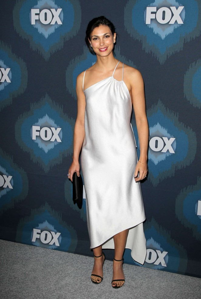 Morena Baccarin: 2015 Fox All-Star Party -30