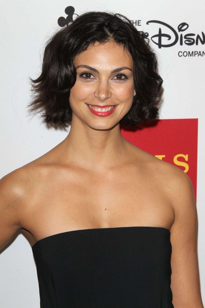 Morena Baccarin - 2015 GLSEN Respect Awards in Beverly Hills