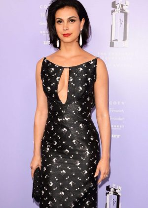 Morena Baccarin - 2018 Fragrance Foundation Awards in New York