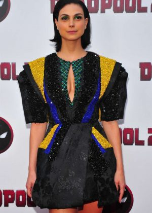 Morena Baccarin - 'Deadpool 2' Premiere in New York City
