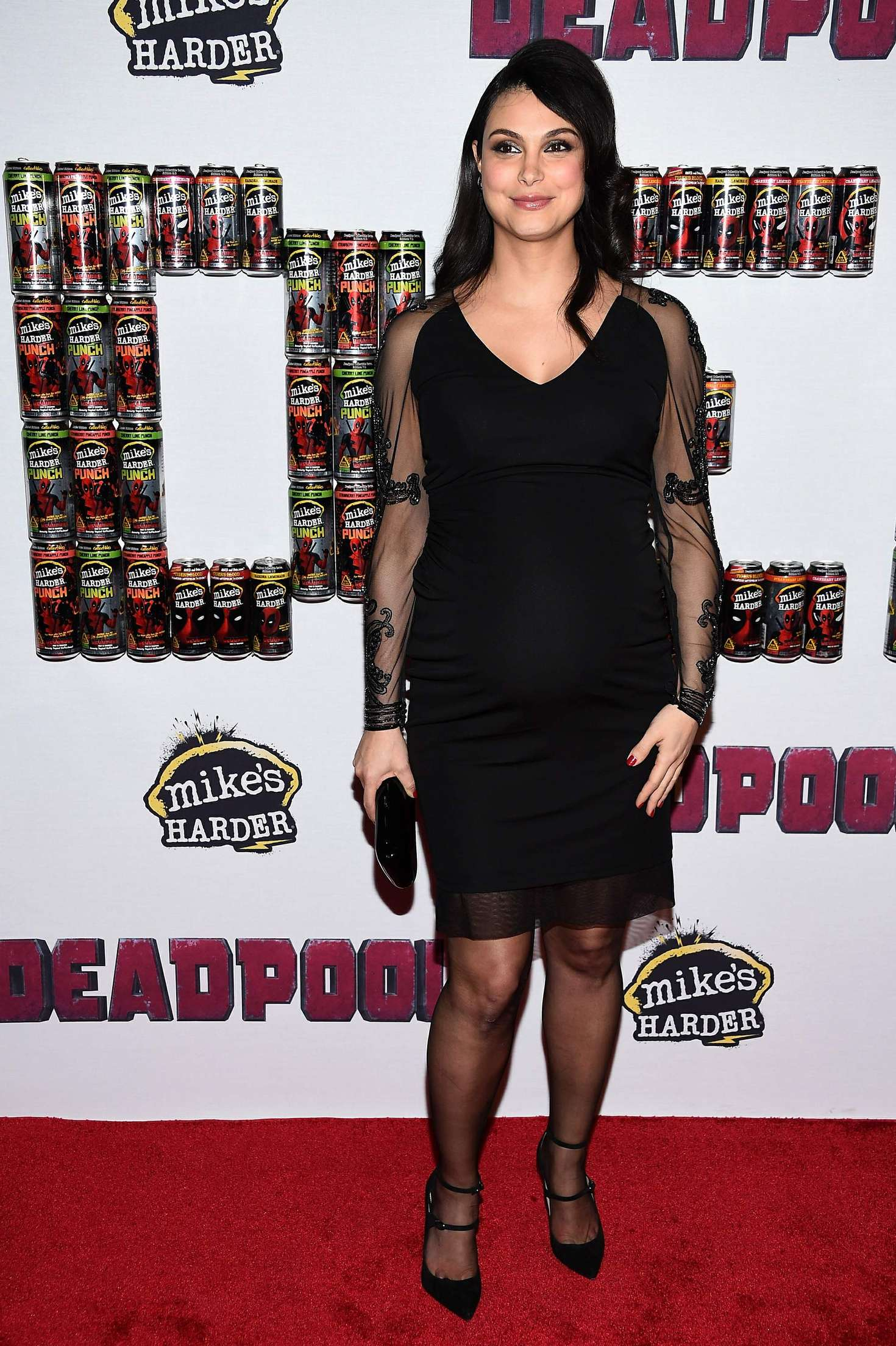Morena Baccarin: Deadpool Fan Event  02 eHarmony represents among the largest online dating services globally