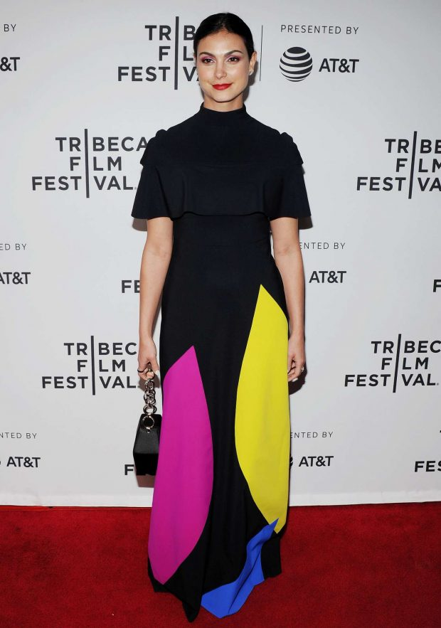 Morena Baccarin - 'Framing John DeLorean' Screening at 2019 Tribeca Film Festival in NYC