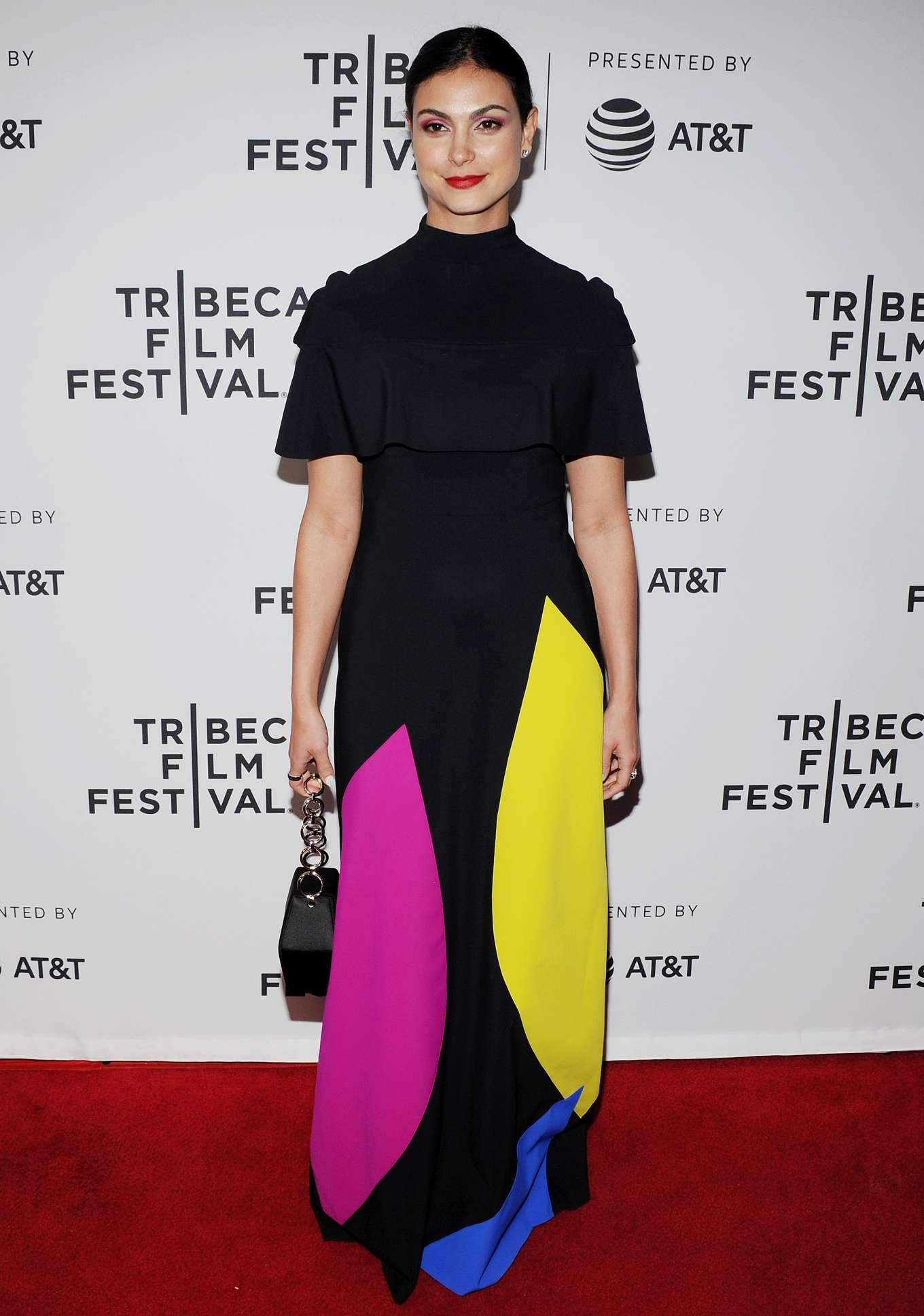 Morena Baccarin - 'Framing John DeLorean' Screening at 2019 Tribeca Film Festival in NYC