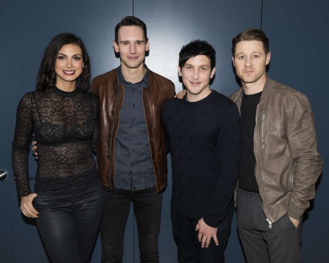 Morena Baccarin - Gotham Fan Event in New York