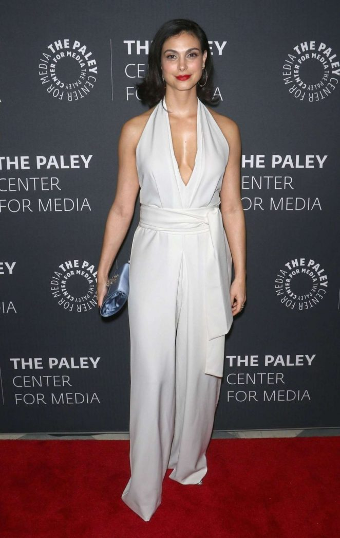 Morena Baccarin - 'Gotham' Final Season Screening in New York