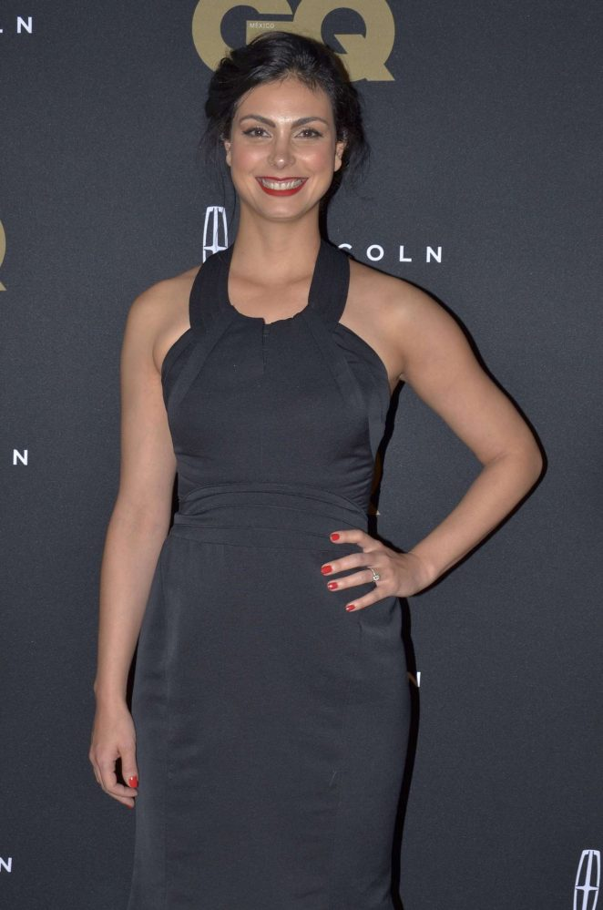 Morena Baccarin - GQ Men of the Year Awards 2016 in Mexico City
