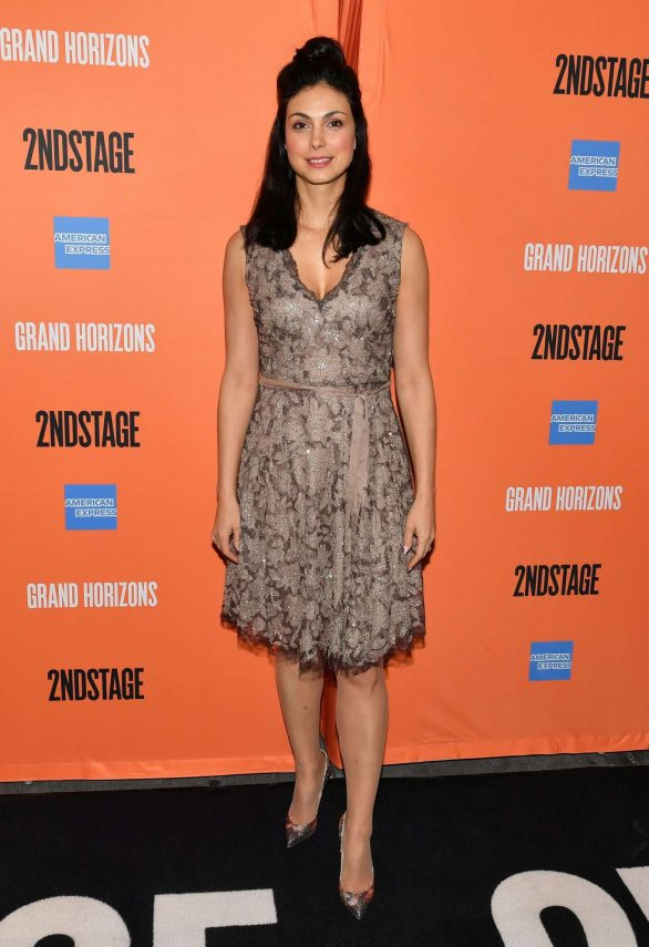 Morena Baccarin - Grand Horizons Opening Night Broadway in New York