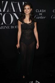 Morena Baccarin - Harper's BAZAAR Celebrates 'ICONS By Carine Roitfeld' in NYC
