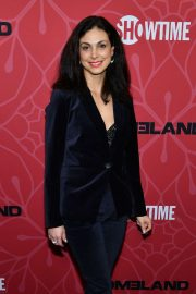 Morena Baccarin - 'Homeland' Season 8 Premiere in NYC