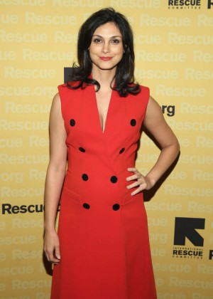 Morena Baccarin - IRC Hosts Annual Freedom Award Benefit in NYC