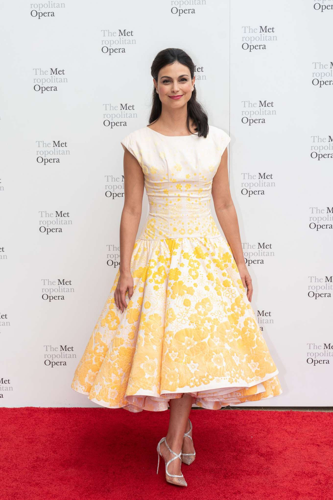Morena Baccarin 2019 : Morena Baccarin – Metropolitan Opera 2019 Opening Night Gala-04