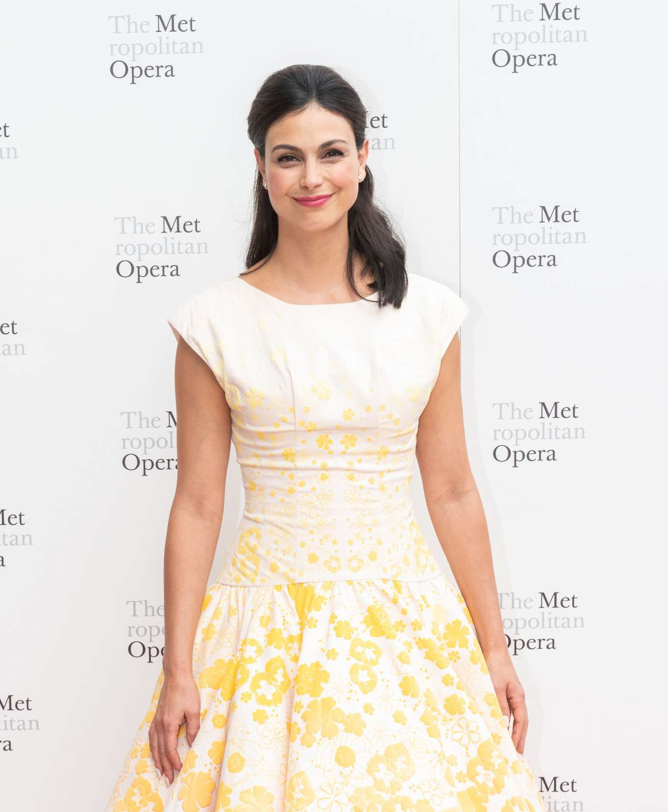 Morena Baccarin 2019 : Morena Baccarin – Metropolitan Opera 2019 Opening Night Gala-09