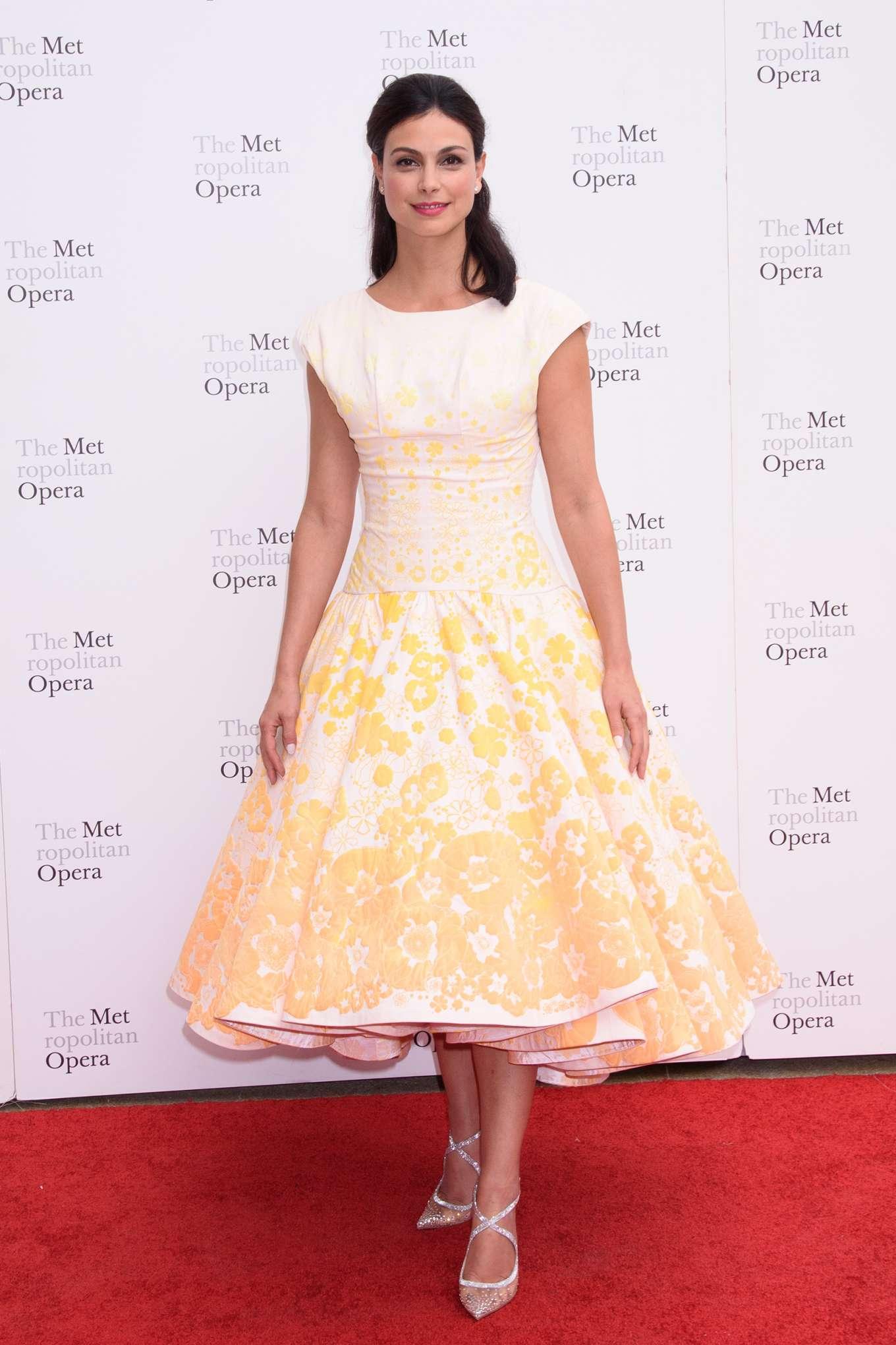 Morena Baccarin 2019 : Morena Baccarin – Metropolitan Opera 2019 Opening Night Gala-11