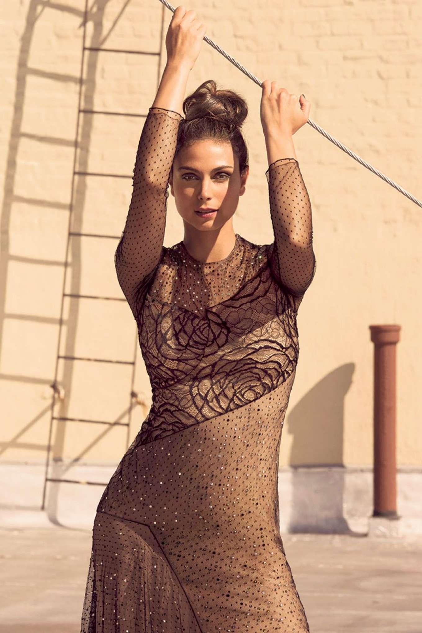 Morena Baccarin - Photoshoot for NY Post's Alexa Magazine (October 2017)