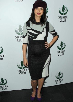 Morena Baccarin - Sierra Club's Act In Paris A Night Of Comedy And Climate Action in NY