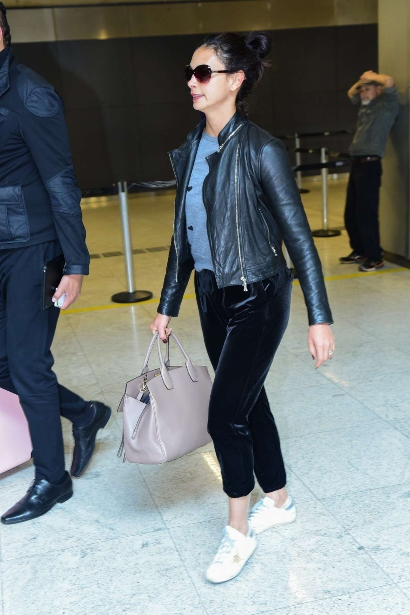 Morena Baccarin 2019 : Morena Baccarin – Spotted at at Guarulhos International Aiport in Sao Paulo-07