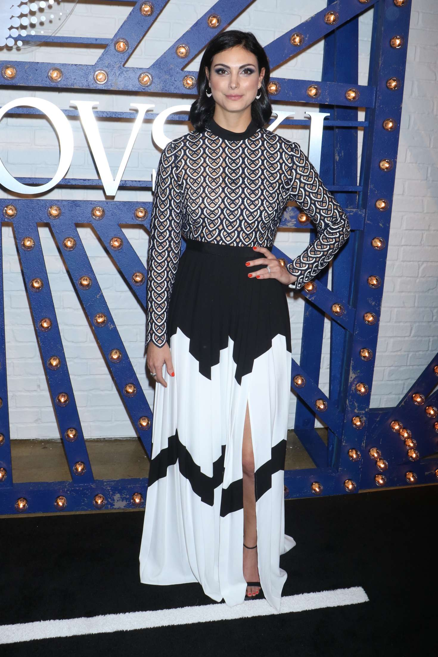 Morena Baccarin 2018 : Morena Baccarin: Swarovski Times Square Store Party -13