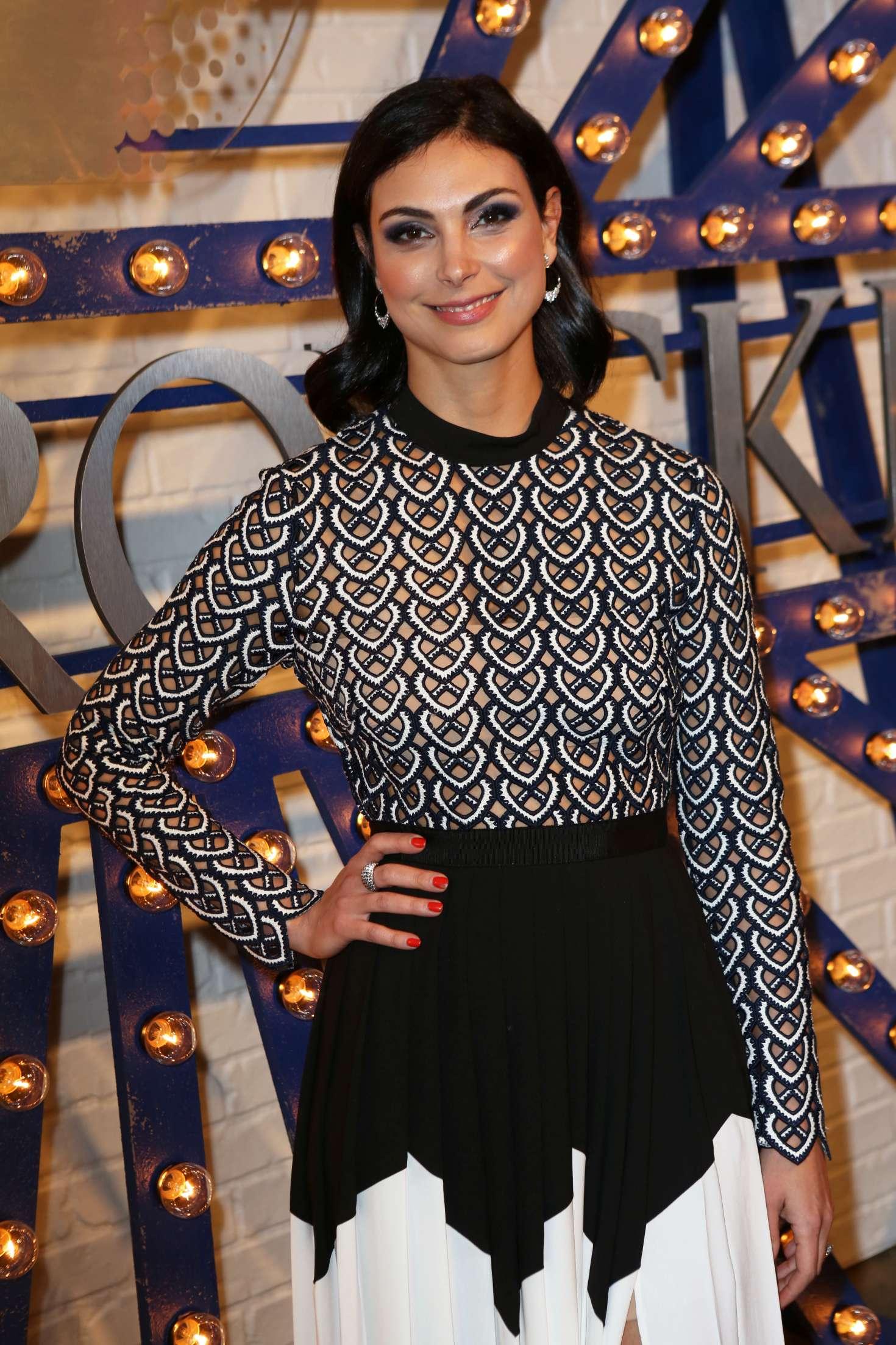 Morena Baccarin 2018 : Morena Baccarin: Swarovski Times Square Store Party -14