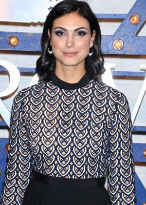 Morena Baccarin - Swarovski Times Square Store Party in New York