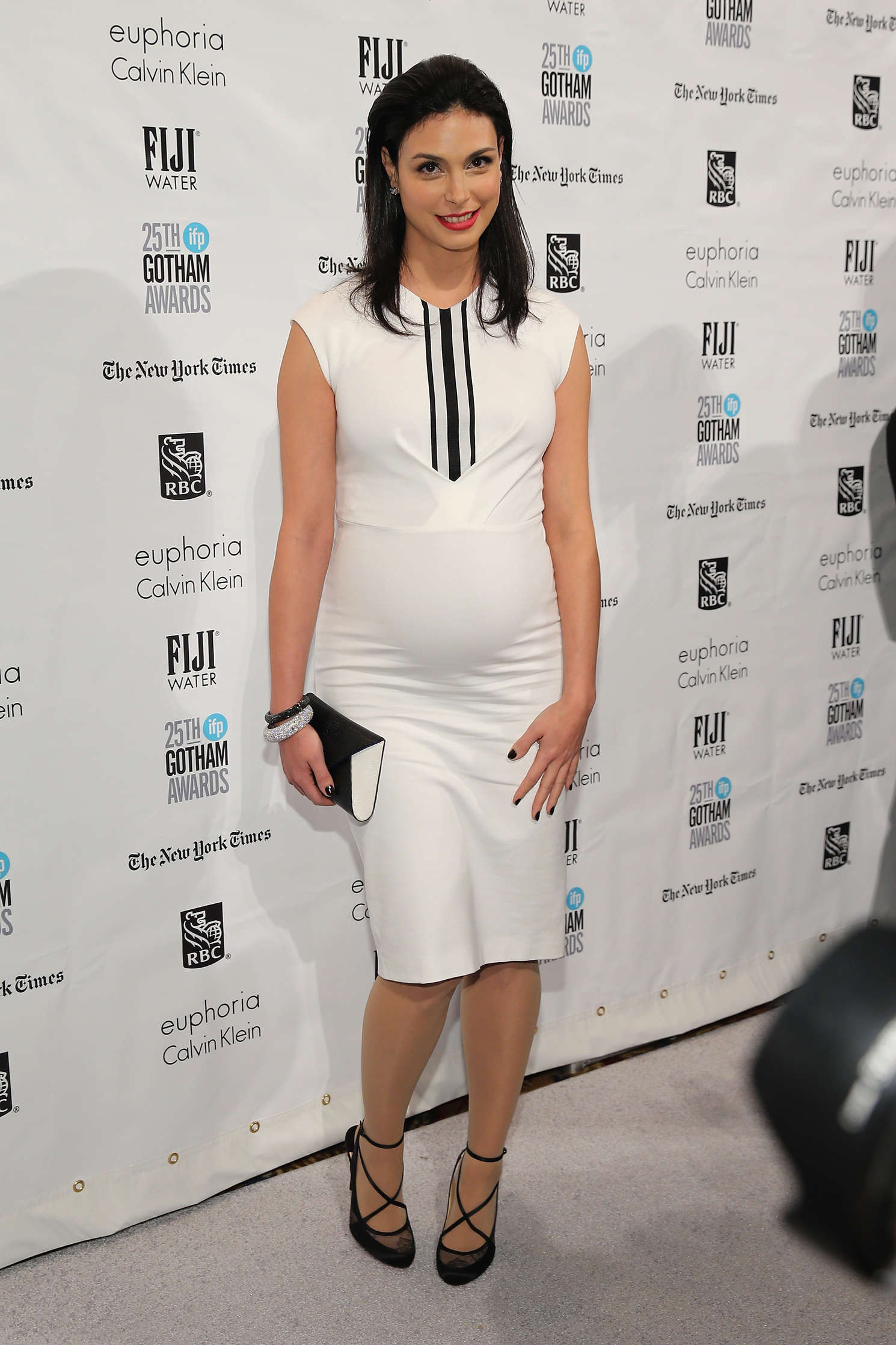 Morena Baccarin - The 25th IFP Gotham Independent Film Awards in NY
