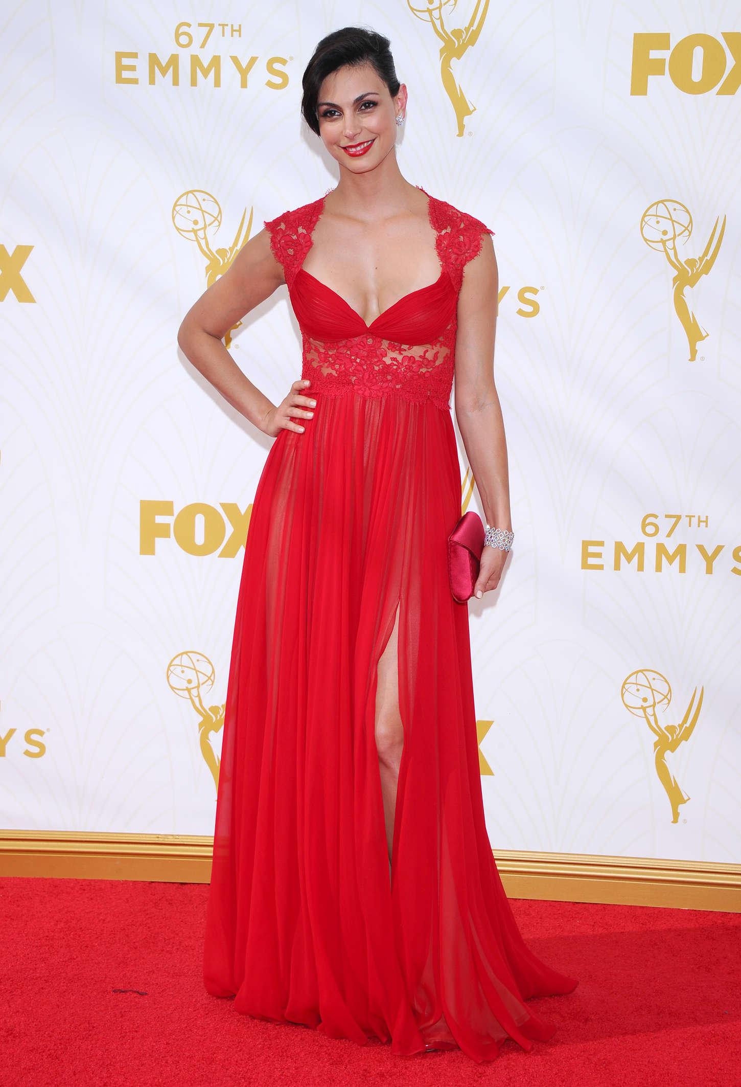 Morena Baccarin - 2015 Emmy Awards in LA