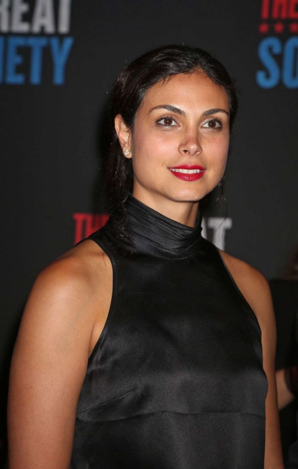 Morena Baccarin - 'The Great Society' Play - Broadway Opening Night in New York