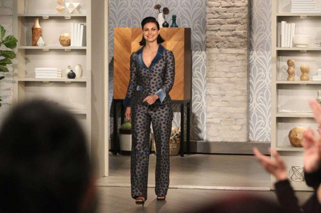 Morena Baccarin - 'The Talk' in Studio City