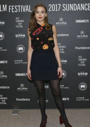 Morgan Saylor - 'Novitiate' Premiere at 2017 Sundance Film Festival in Utah