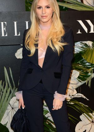 Morgan Stewart - E!, Elle and Img Host Kickoff Party in New York
