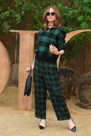 Morgane Polanski - Christian Dior Womenswear SS 2020 at Paris Fashion Week