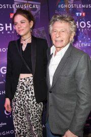 Morgane Polanski - Musical Ghost at the Mogador Theater in Paris