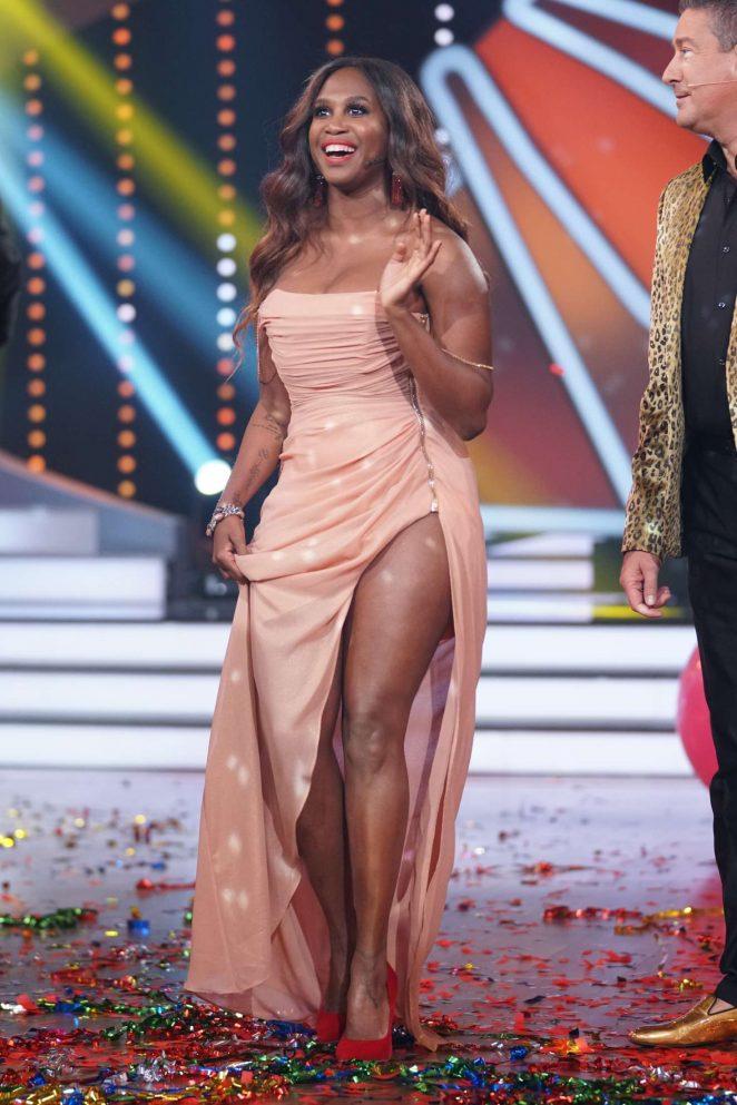 Motsi Mabuse Let's Dance 8. Show in Koln