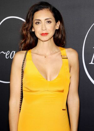 Mozhan Marno - 'Phantom Thread' Premiere in New York