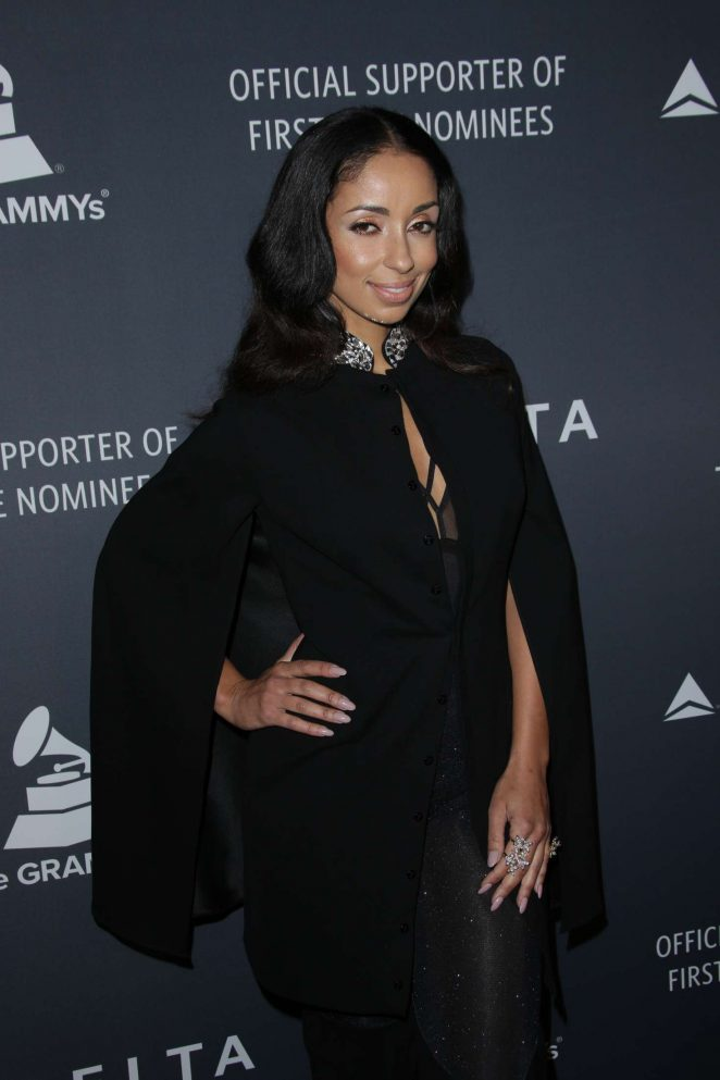Mya - 2017 Delta Air Lines Official Grammy Event in Los Angeles