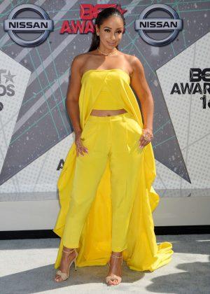 Mya - BET Awards 2016 in Los Angeles