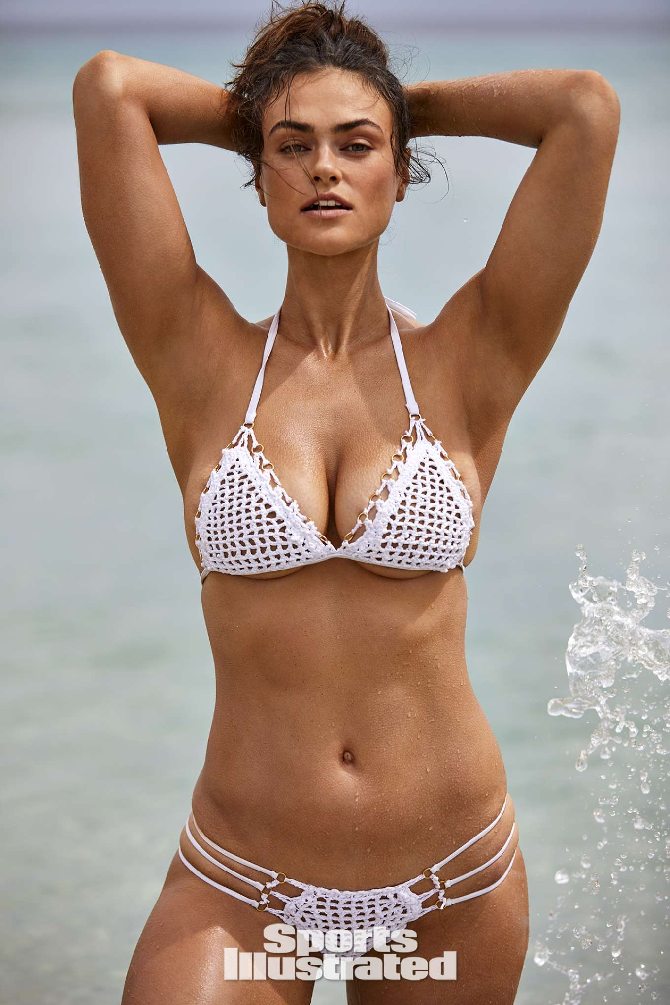 Sports Illustrated Swimsuit Model Myla Dalbesio Directs an
