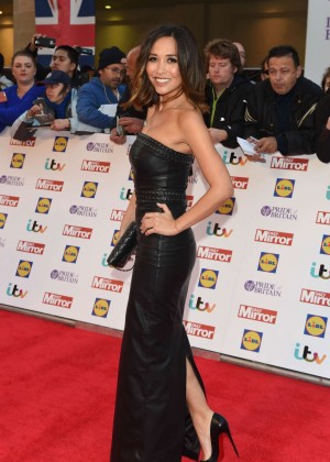 Myleene Klass - 2015 Pride of Britain Awards in London