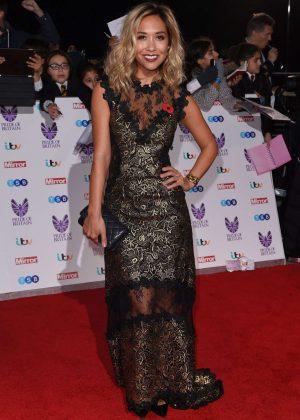 Myleene Klass - 2016  Pride of Britain Awards in London