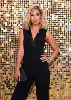Myleene Klass - 'Absolutely Fabulous: The Movie' Premiere in London