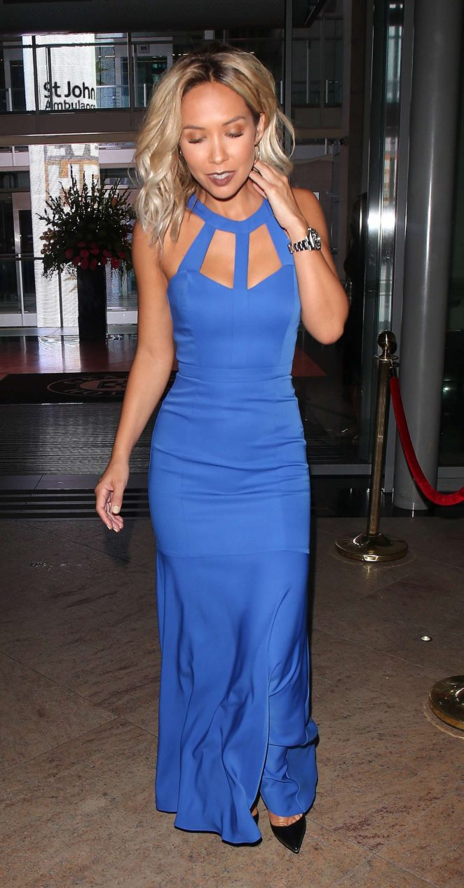 Myleene Klass at Everyday Heros Dinner in London