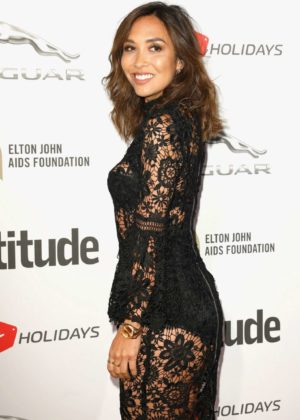 Myleene Klass - Attitude Magazine Pride Awards 2017 in London